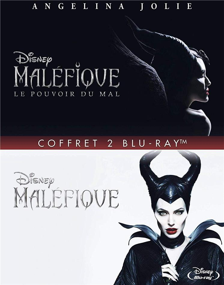 Maléfique / Maléfique 2 - Le pouvoir du mal - 2 Movie Collection (2 Blu-rays)