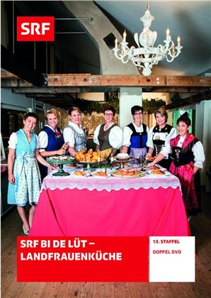 SRF bi de Lüt - Landfrauenküche - Staffel 13 (2 DVDs)