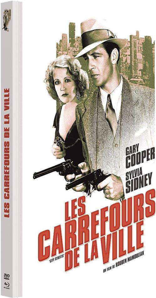 Les carrefours de la ville (1931) (Digipack, Edizione Limitata, Blu-ray + DVD)