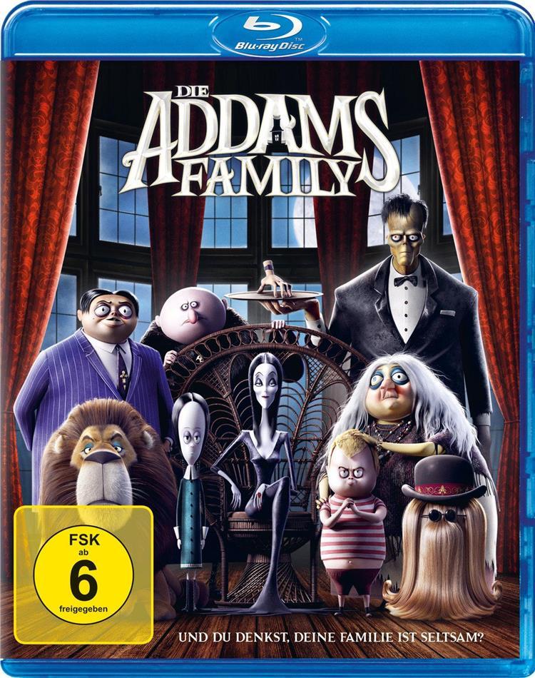 Die Addams Family (2019)
