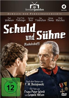 Schuld und Sühne - Raskolnikoff (1959) (Fernsehjuwelen)