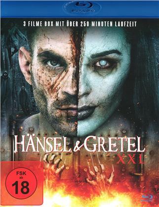 Hänsel & Gretel - XXL Box (2015) (Uncut)