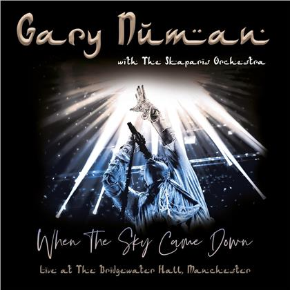 Gary Numan & The Skaparis Orchestra - When the Sky Came Down(Live at the Bridgewater Hal (CD + DVD)