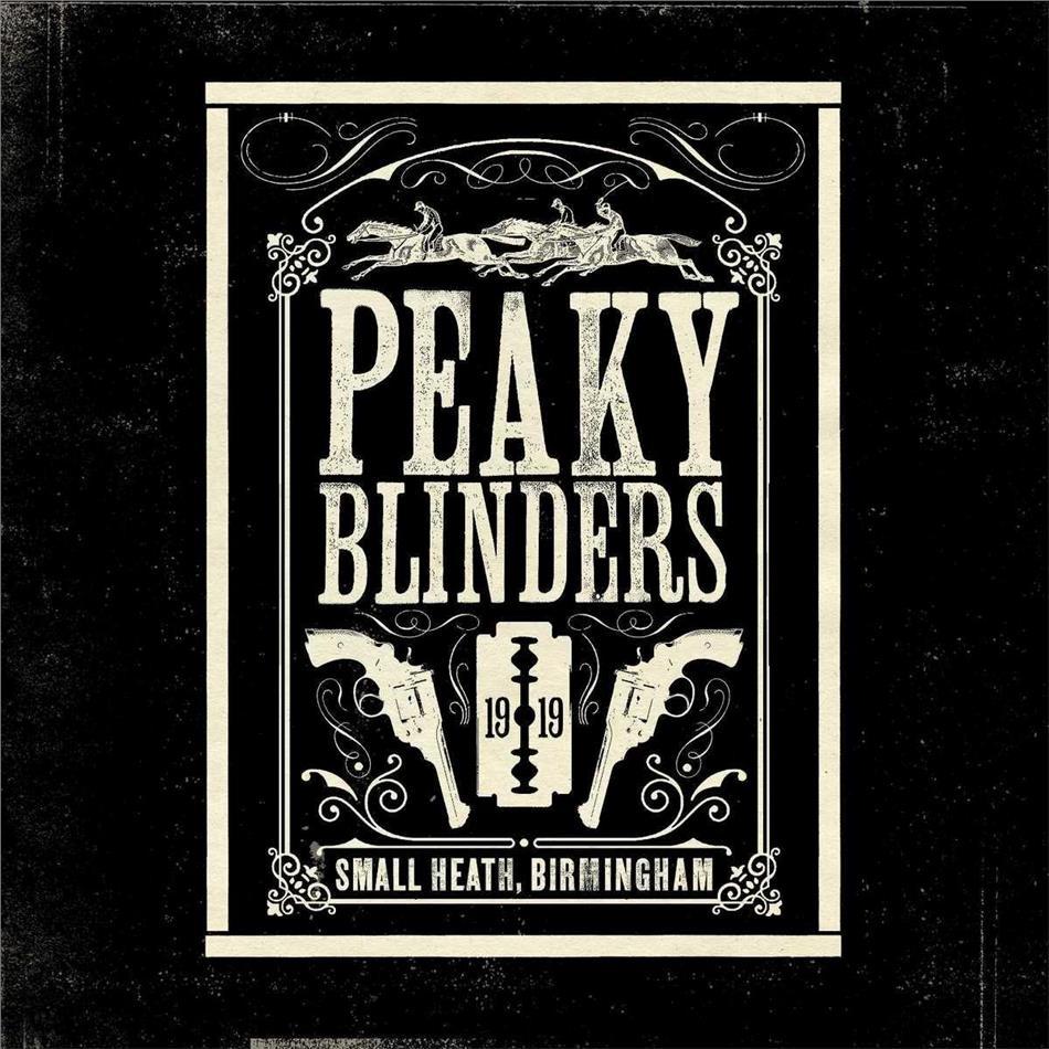 Peaky Blinders - OST (2 CDs)