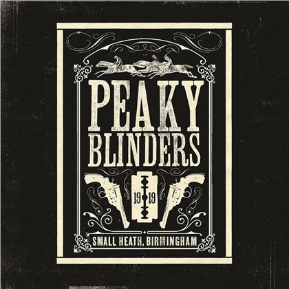 Peaky Blinders - OST (3 LPs)
