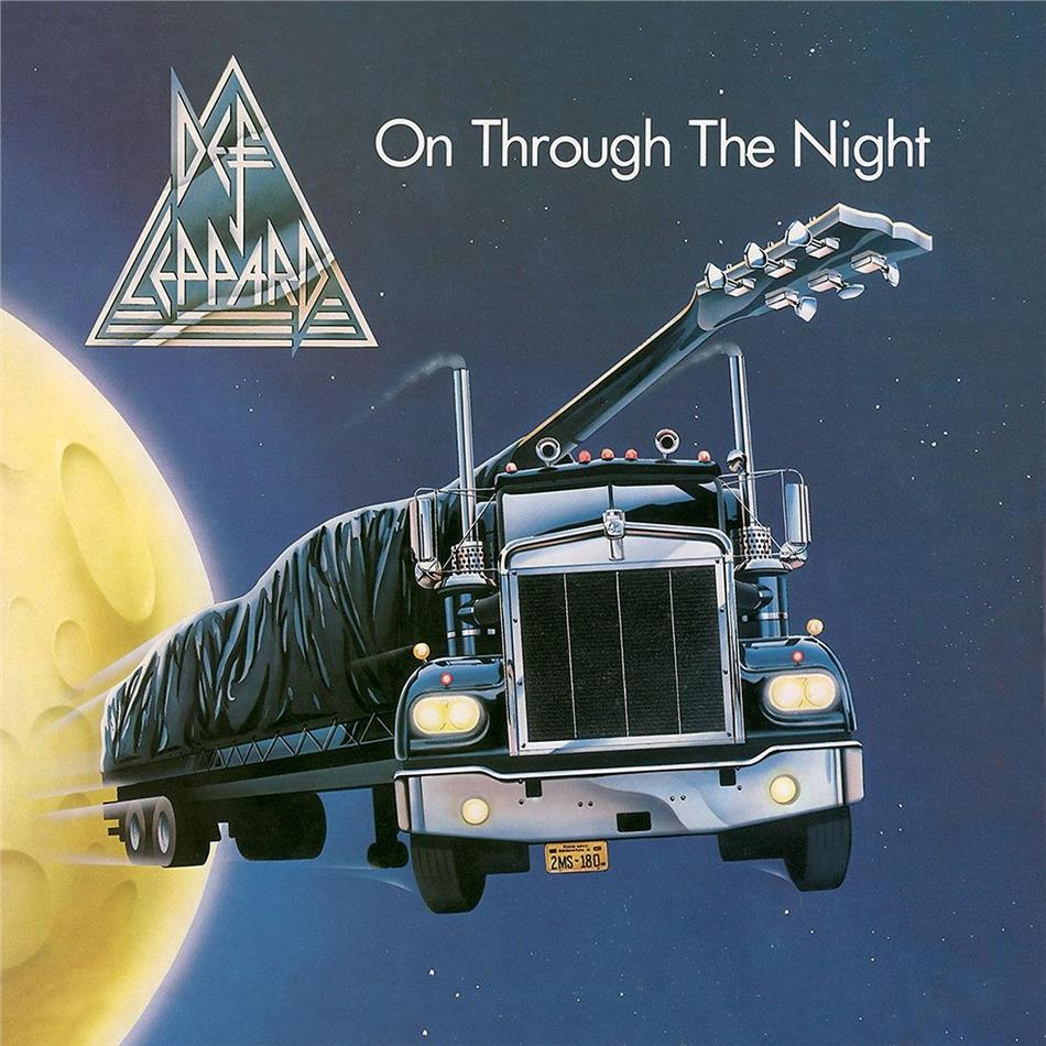 Def Leppard - On Through The Night (Mercury Records, 2020 Reissue, Remastered, LP)