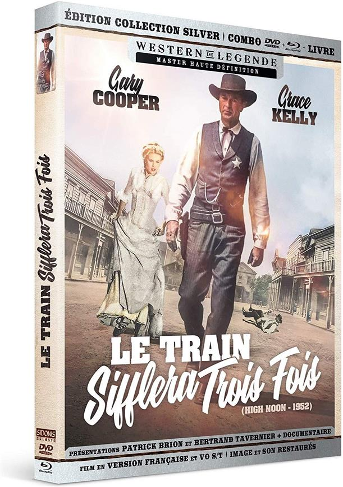 Le train sifflera trois fois (1952) (Western de Légende, Collector's Edition, Blu-ray + DVD)