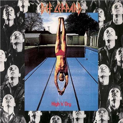 Def Leppard - High'n'dry (2019 Reissue, Mercury Records, Remastered)