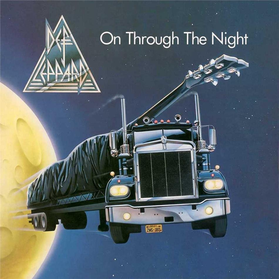 Def Leppard - On Through The Night (2019 Reissue, Mercury Records, Remastered)