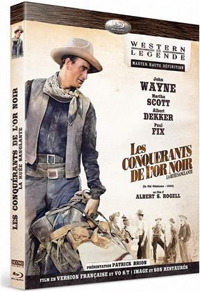 Les conquérants de l'or noir (1943) (Western de Légende)
