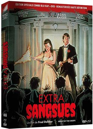 Extra sangsues (1986) (Special Edition, Blu-ray + DVD)