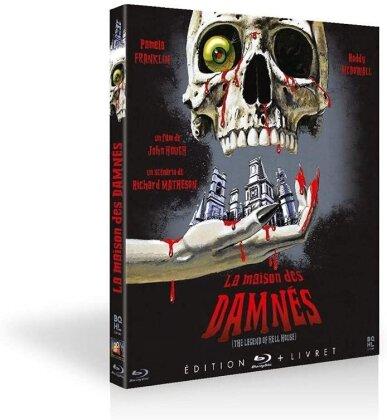 La maison des damnés (1973) (Blu-ray + Booklet)