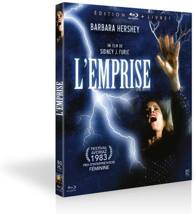 L'emprise (1982) (Blu-ray + Booklet)