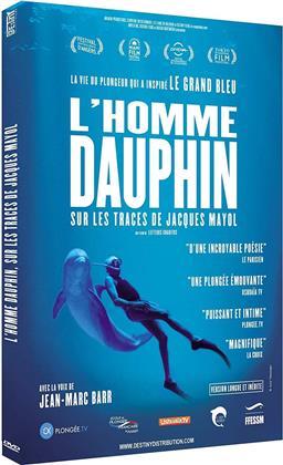 L'homme dauphin - Sur les traces de Jacques Mayol (2017)