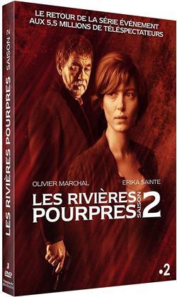 Les rivières pourpres - Saison 2 (3 DVDs)