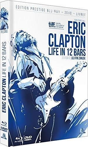 Eric Clapton - Life In 12 Bars (2017) (Édition Prestige, Blu-ray + 2 DVDs + Booklet)