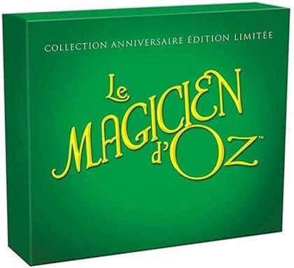 Le magicien d'Oz (1939) (Édition Limitée Anniversaire, 4K Ultra HD + Blu-ray + DVD + CD)