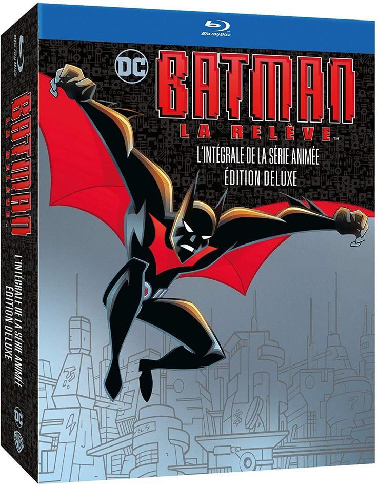 Batman Beyond - L'intégrale de la série animée (Deluxe Edition, 5 Blu-rays)