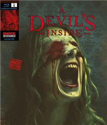 A Devil's Inside (2012) (Limited Collector's Edition, Uncut)