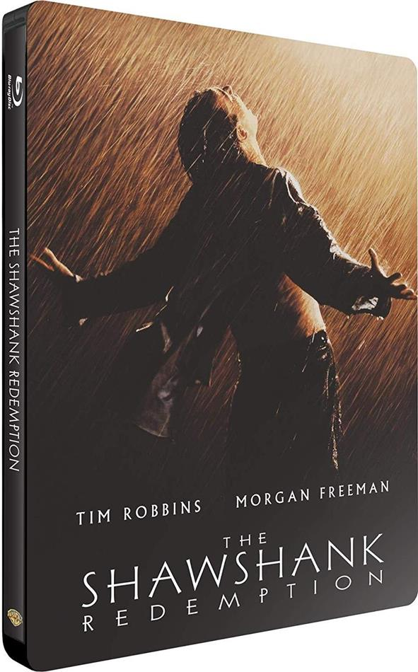 The Shawshank Redemption - Les Évadés (1995) (Limited Edition, Steelbook)