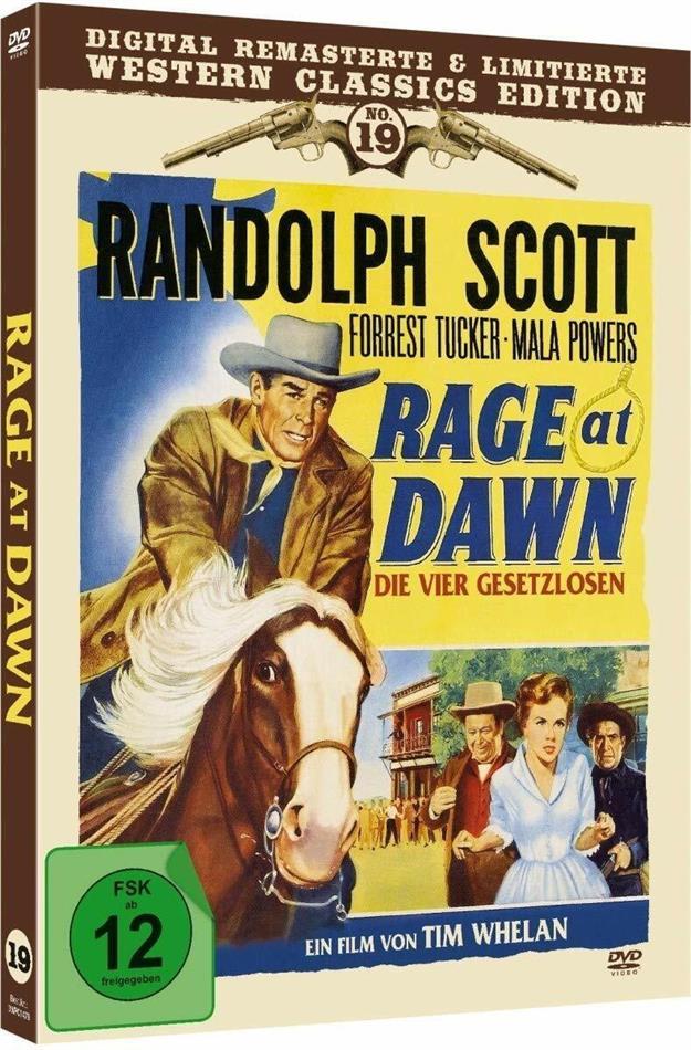 Rage at Dawn - Die vier Gesetzlosen (1955) (Western Classics, Limited Edition, Remastered)