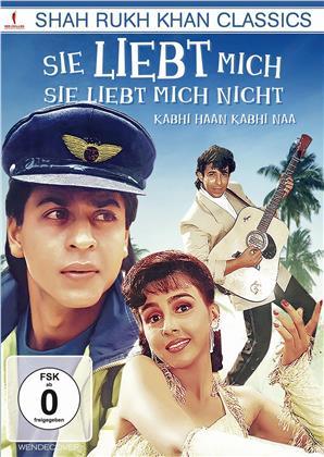 Sie liebt mich, sie liebt mich nicht - Kabhi Haan Kabhi Naa (1994) (Neuauflage)