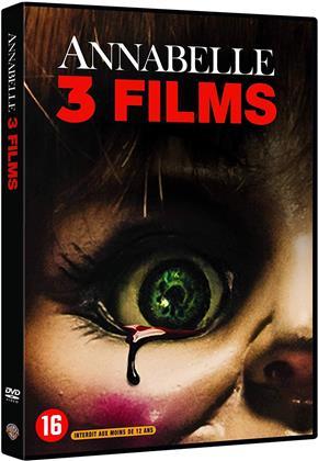 Annabelle 1-3 (3 DVDs)