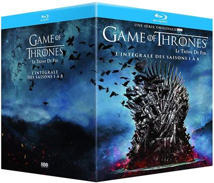 Game of Thrones - La Série Complète - Saisons 1-8 (33 Blu-rays)