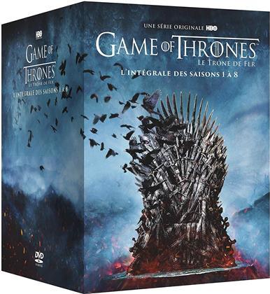 Game of Thrones - La Série Complète - Saisons 1-8 (38 DVDs)