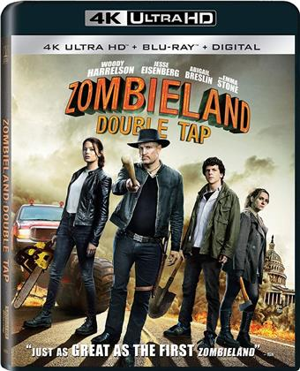 Zombieland 2 - Double Tap (2019) (4K Ultra HD + Blu-ray)