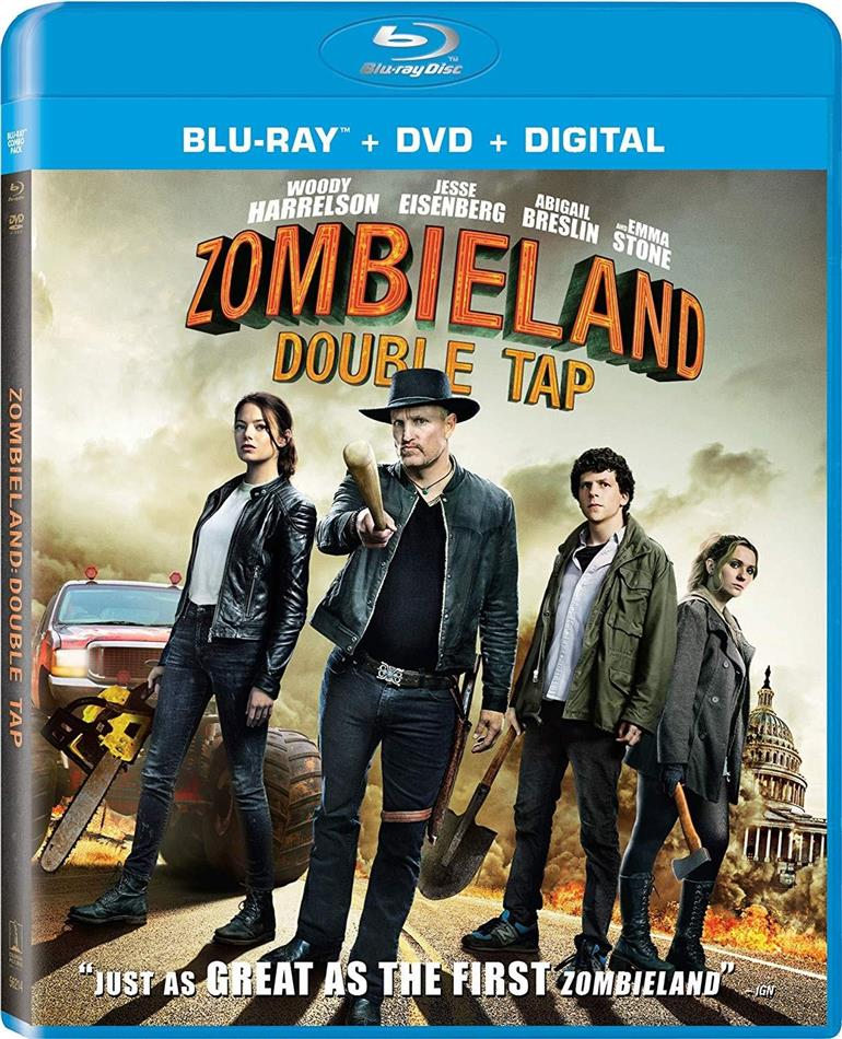 Zombieland 2 - Double Tap (2019) (Blu-ray + DVD)