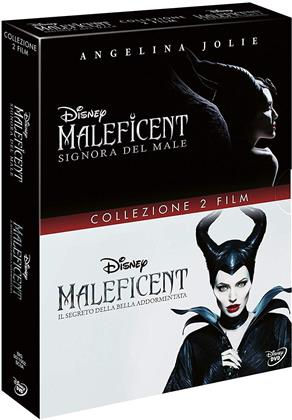 Maleficent (2014) / Maleficent 2 - Signora del Male (2019) - 2 Movie Collection (2 DVDs)