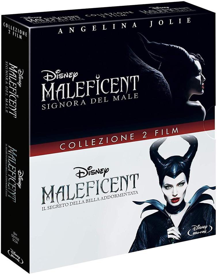 Maleficent (2014) / Maleficent 2 - Signora del Male (2019) - Collezione 2 Film (2 Blu-rays)