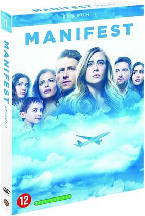 Manifest - Saison 1 (4 DVDs)