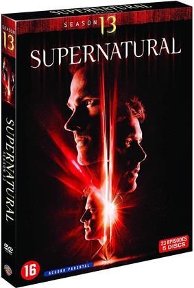 Supernatural - Saison 13 (5 DVDs)