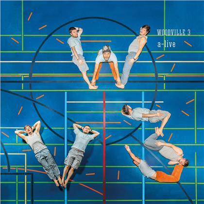 Woodville3 - A-Live (Digisleeve, 2 CDs)