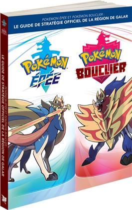 Pokémon Épée et Pokémon Bouclier - Le Pokédex Officiel