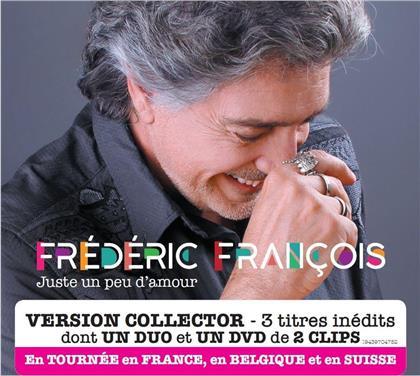 Frederic François - Juste Un Peu D'Amour (Deluxe Edition, CD + DVD)