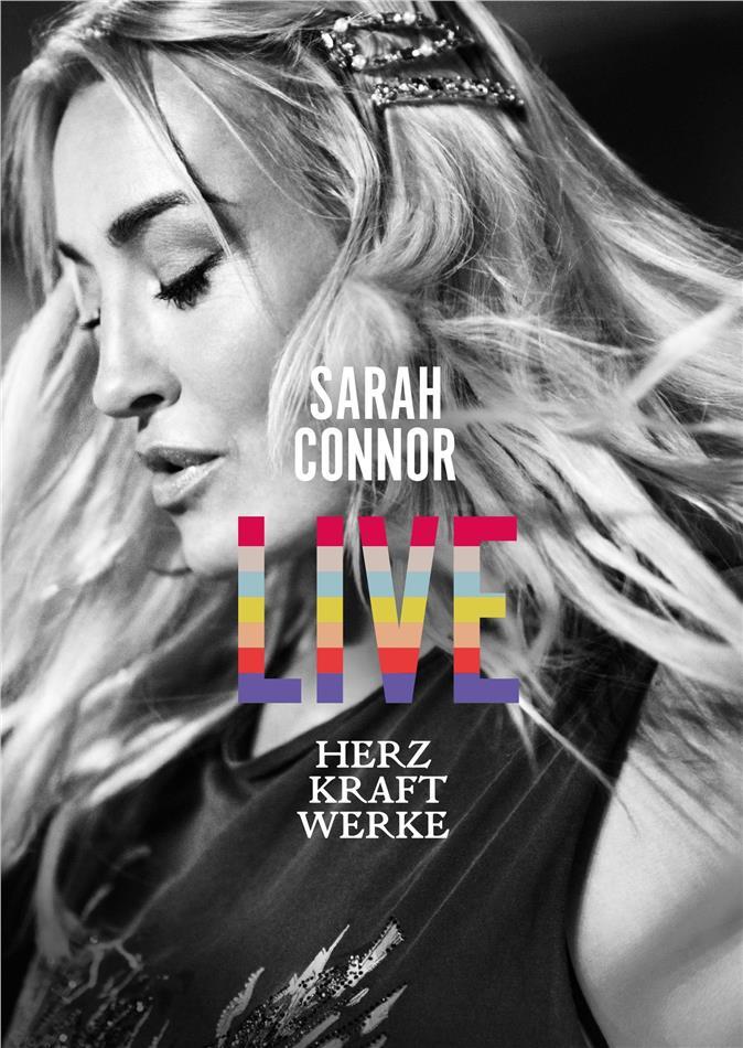 Sarah Connor - Herz Kraft Werke Live (Limited Fan Edition, CD + DVD)