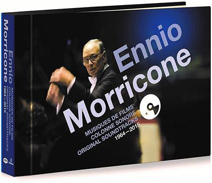 Ennio Morricone (*1928) - Musiques De Films - OST (18 CDs)