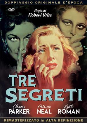 Tre segreti (1950) (Doppiaggio Originale D'epoca, HD-Remastered, n/b, Riedizione)