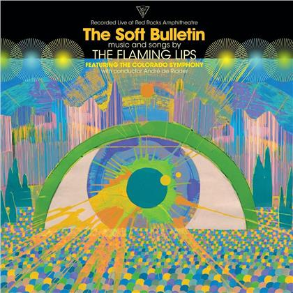 The Flaming Lips - Soft Bulletin: Live At Red Rocks (LP)