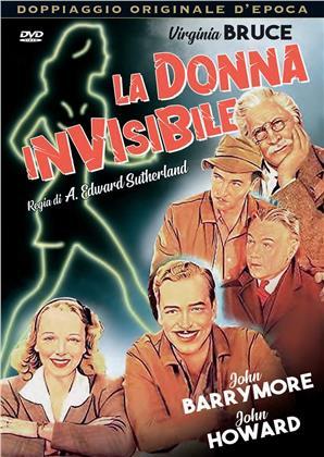 La donna invisibile (1940) (Doppiaggio Originale D'epoca, s/w)