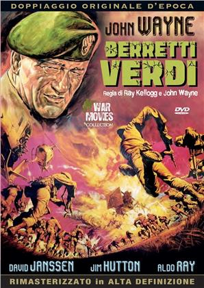 Berretti verdi (1968) (War Movies Collection, Doppiaggio Originale D'epoca, HD-Remastered)