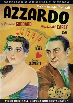 Azzardo (1948) (Rare Movies Collection, Doppiaggio Originale D'epoca, n/b)