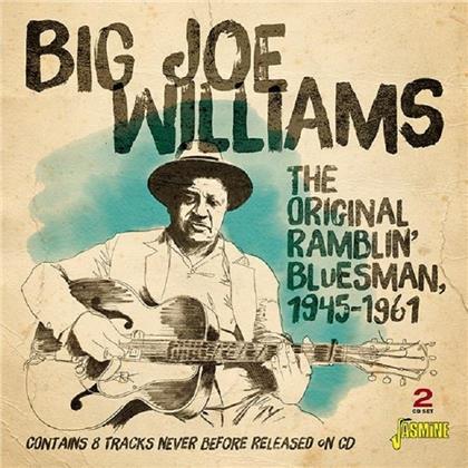 Big Joe Williams - Original Ramblin Bluesman 1945-1961