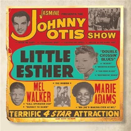 Johnny Otis - Blues Twist Hand Jive Cha Cha Cha & All The Hits