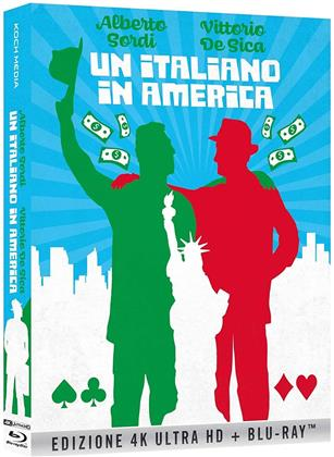 Un italiano in America (1967) (4K Ultra HD + Blu-ray)