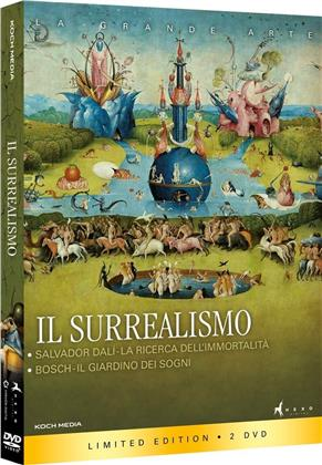 Il Surrealismo (La Grande Arte, Limited Edition, 2 DVDs)