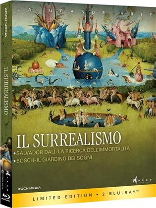 Il Surrealismo (La Grande Arte, Limited Edition, 2 Blu-rays)